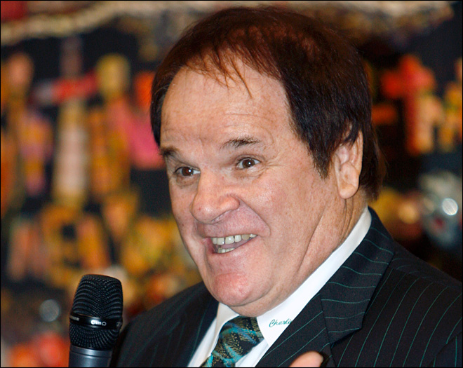 Pete Rose reality show in works for TLC network