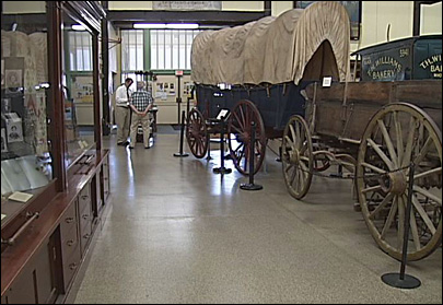 Budget cut layoffs hit Lane County Historical Museum