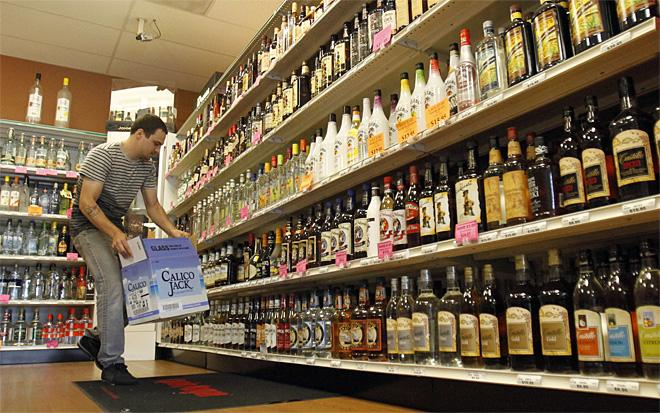 Oregon grocers abandon liquor-privatization effort