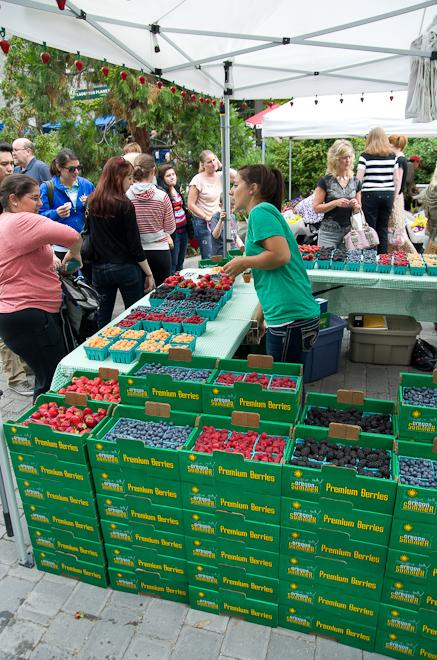 Oregon Berry Festival (July 20-21)
