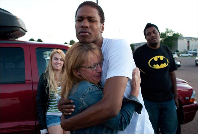 'Dark Knight' goes on at local theaters in wake of Colo. shooting