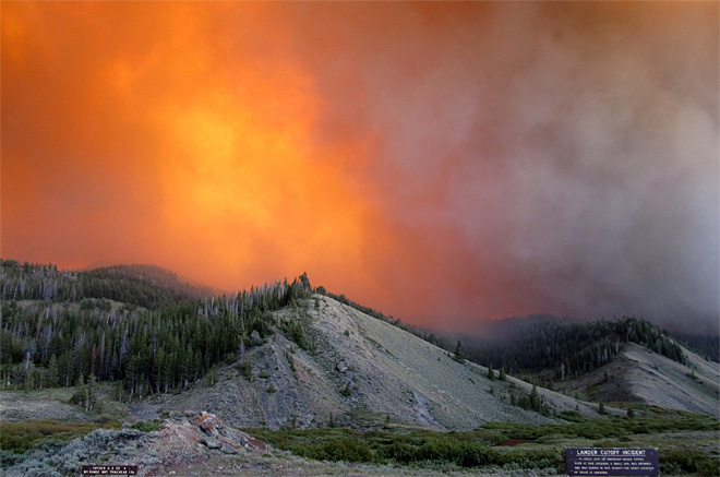 Western Wildfires History Revisited