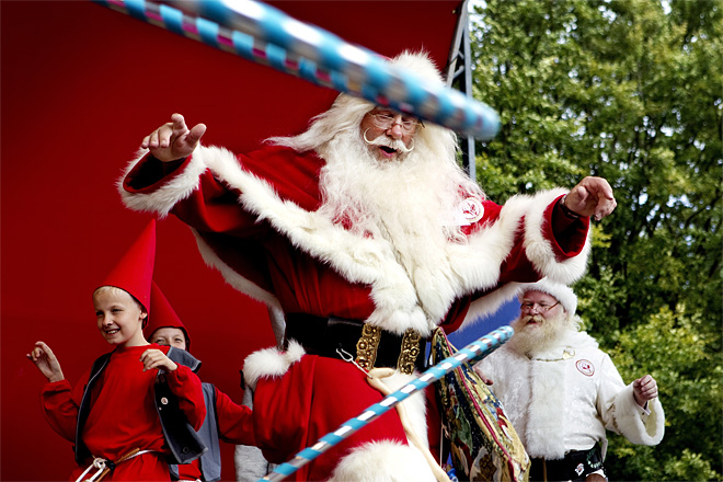 Denmark World Santa Claus Congress