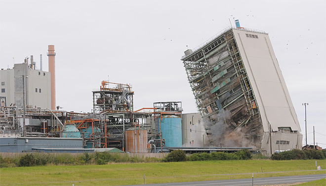 Mill Plant Demolition