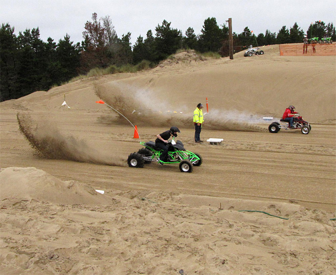 Plans on closing Oregon Dunes trails to ATVs move forward
