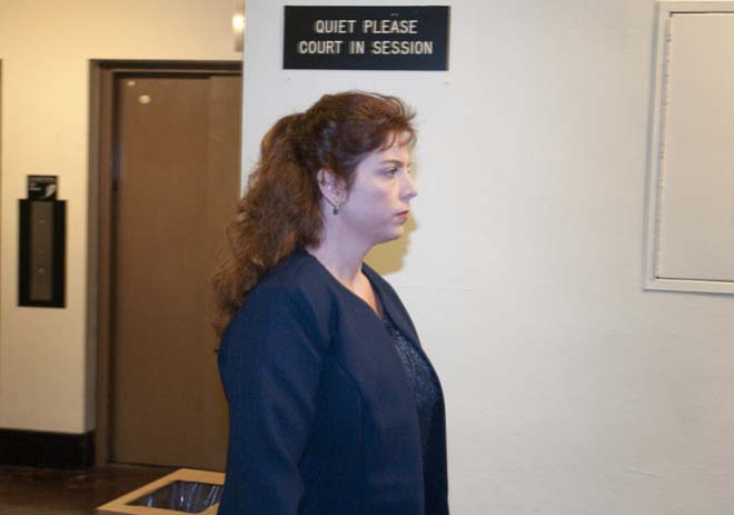 Terri Horman files to change her name