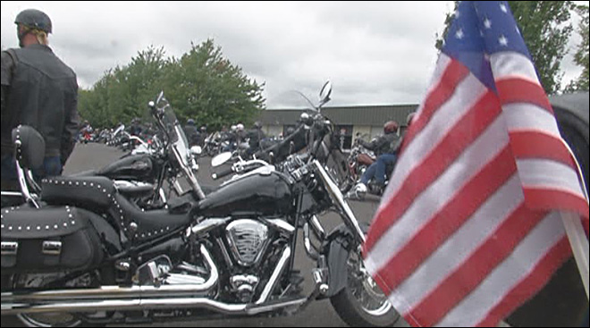 Kilcullen Memorial Ride: 'One more way for him to give back'