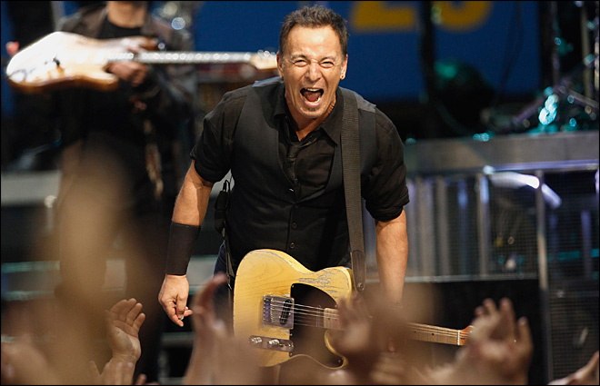 Australia treasurer: Springsteen the key to avoid economic pratfalls