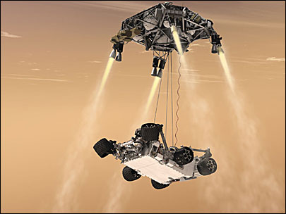 From Corvallis to Mars: Beaver tech helps Curiosity landing plan