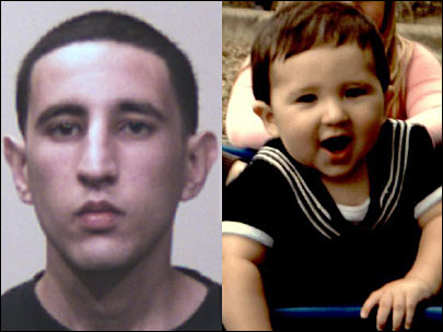 Baby is safe after Amber Alert suspect is nabbed in Wilsonville