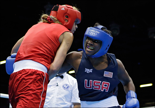 2 U.S. women clinch boxing medals