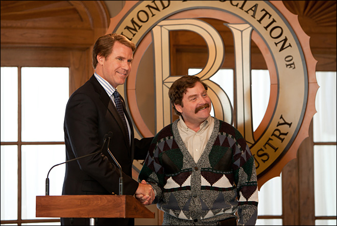 Ferrell-Galifianakis finally share big screen together