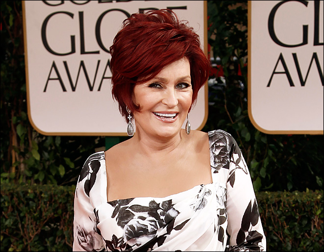 Sharon Osbourne in reality show battle with NBC