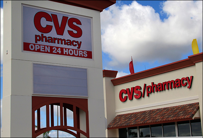 CVS Caremark profit jumps 18 pct; boosts outlook