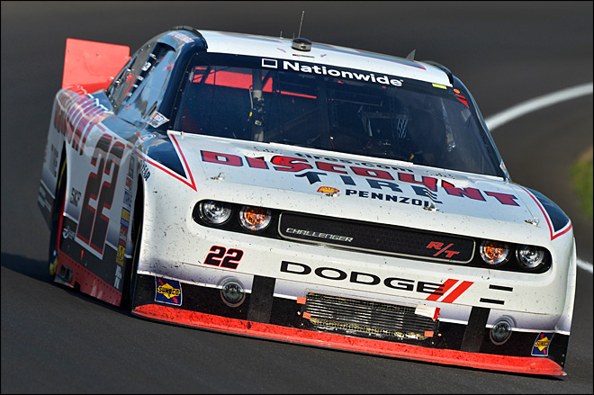 Report: Dodge to pull out of NASCAR