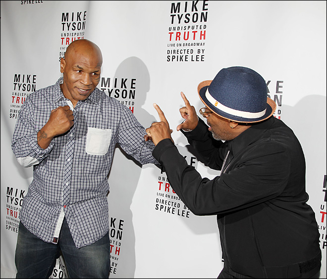 Twitter subpoenaed over threats to Mike Tyson show
