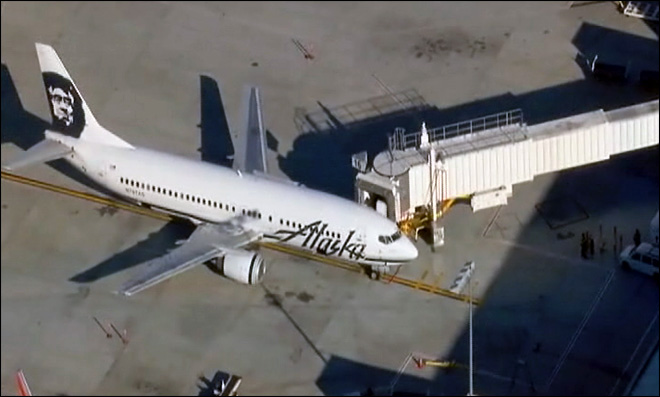 Flight to Seattle diverted after mid-air decompression