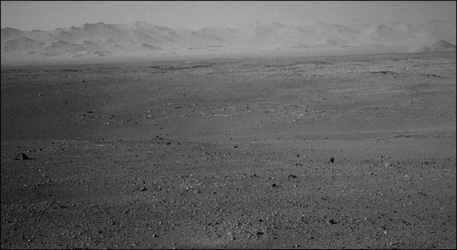 Curiosity sends back flood of new views from Mars