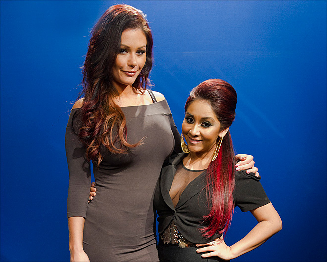 New Jersey town gives Snooki the boot