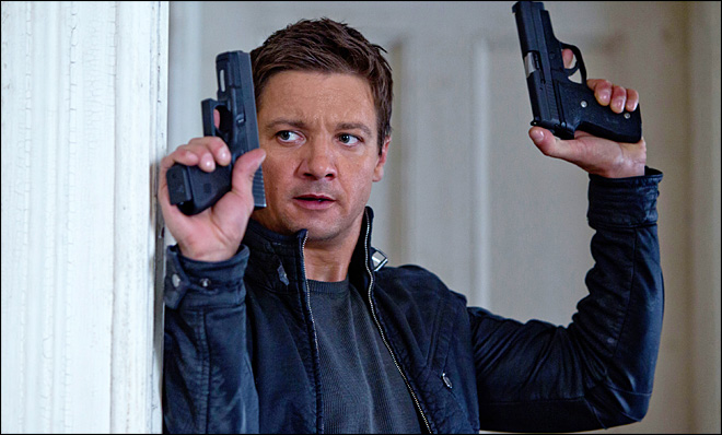 'Bourne Legacy' more brainy than brawny