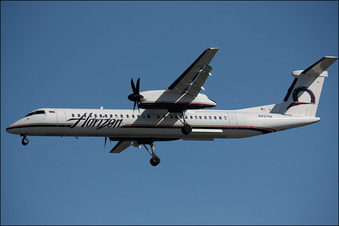 FAA proposes $1 million fine against Horizon Air