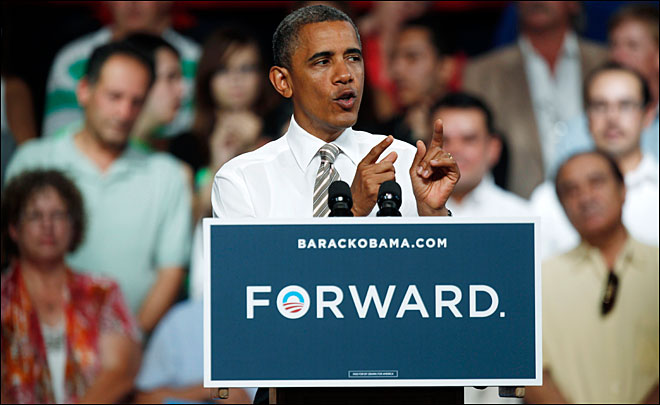 Romney, Obama bemoan attack ads - but both benefit