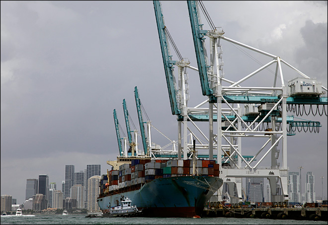 U.S. trade deficit narrows to $41.5 billion