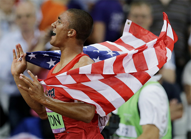 Ashton Eaton will speak to Oregon Senate
