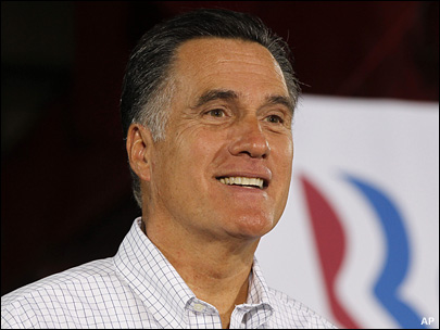 Libertarians try to block Romney from Wash. ballot