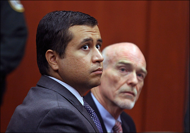 Zimmerman wants better management of evidence