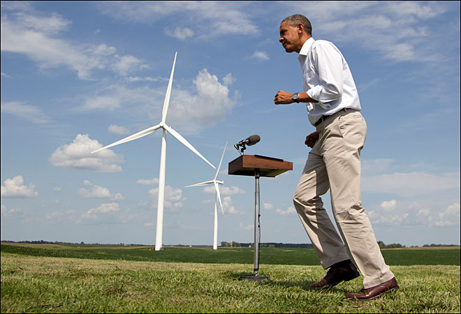 Chinese firm adds Obama to lawsuit over Oregon wind farm