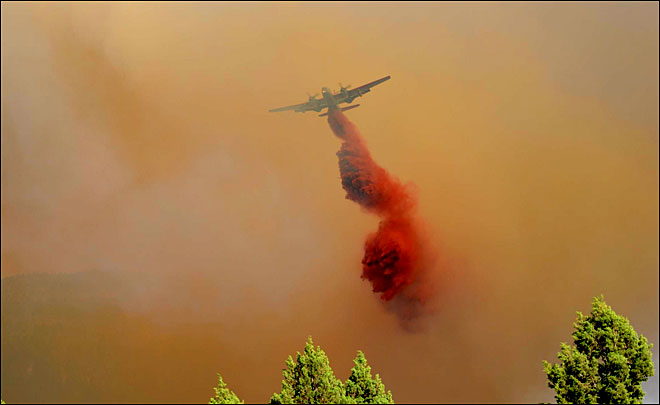 Wildfire Danger: Kitzhaber declares a 'State of Emergency'