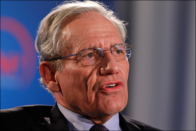 Next Bob Woodward book to take on Obama, economy