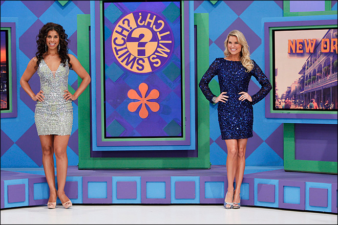 'Price is Right' looking for the right male model