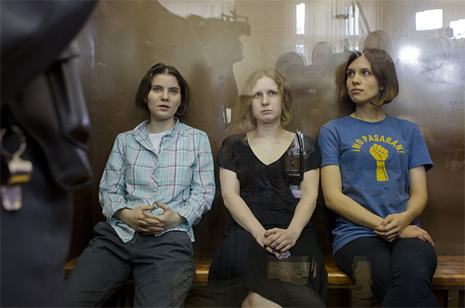 Pussy Riot members face tough life in penal colony