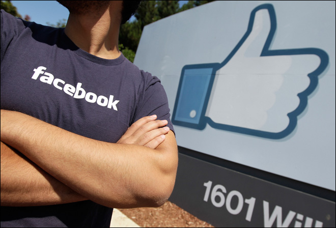 Facebook posts 3Q loss, revenue jumps