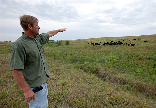 Ranchers lose hope drought aid will come in time
