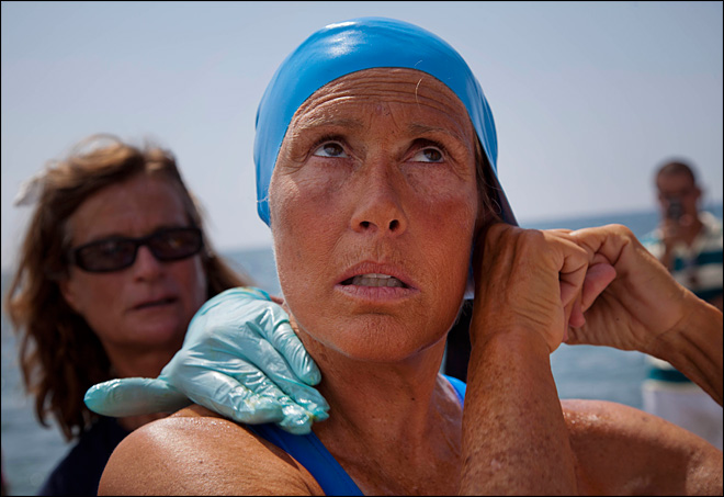62-year-old chases longtime Cuba-Fla. dream swim
