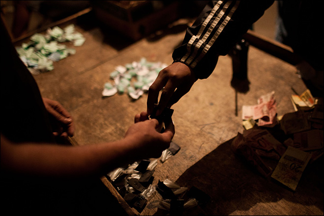 Rio&#39;s most powerful drug gang bans crack