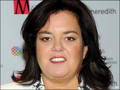 Rosie O'Donnell suffers heart attack, gets stent