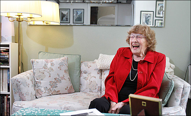 Oregon woman recalls life as a WWII-era bride
