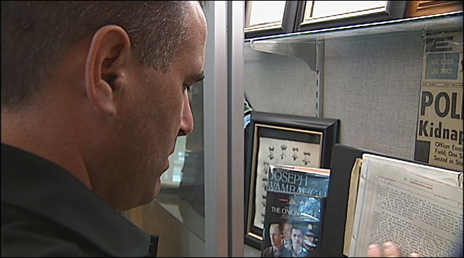 Springfield PD: Home of the case files for LA's worst cop killing