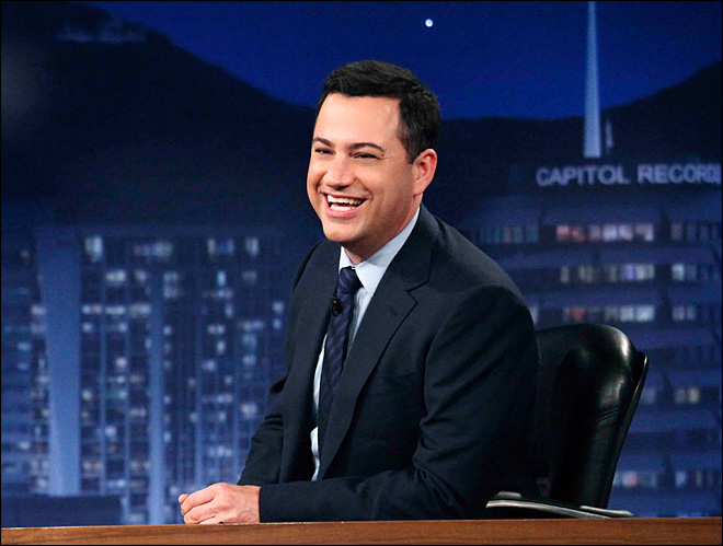 Kimmel moving into thick of late-night fight