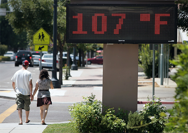 US roasts to hottest year on record by landslide
