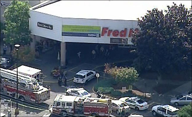 Grocery Store Shooting