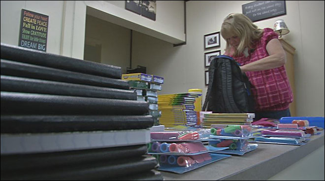 Lebanon seeks school supply donations