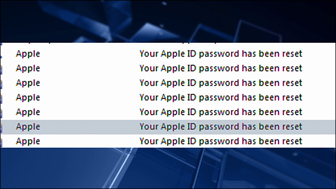 Apple ID password scam attacks thousands of email accounts
