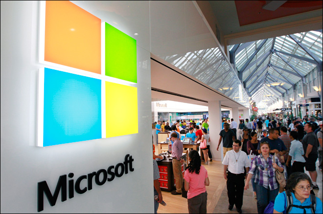 Microsoft reboots with sweeping reorganization