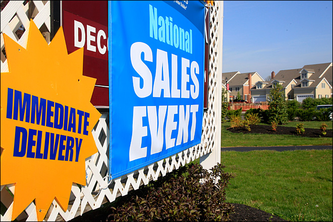 U.S. new-home sales rise to match 2-year high