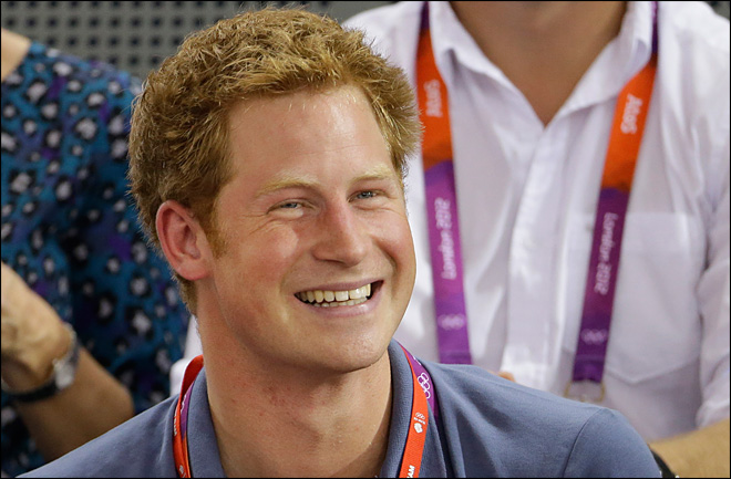 Prince Harry to visit U.S., skipping Vegas this time